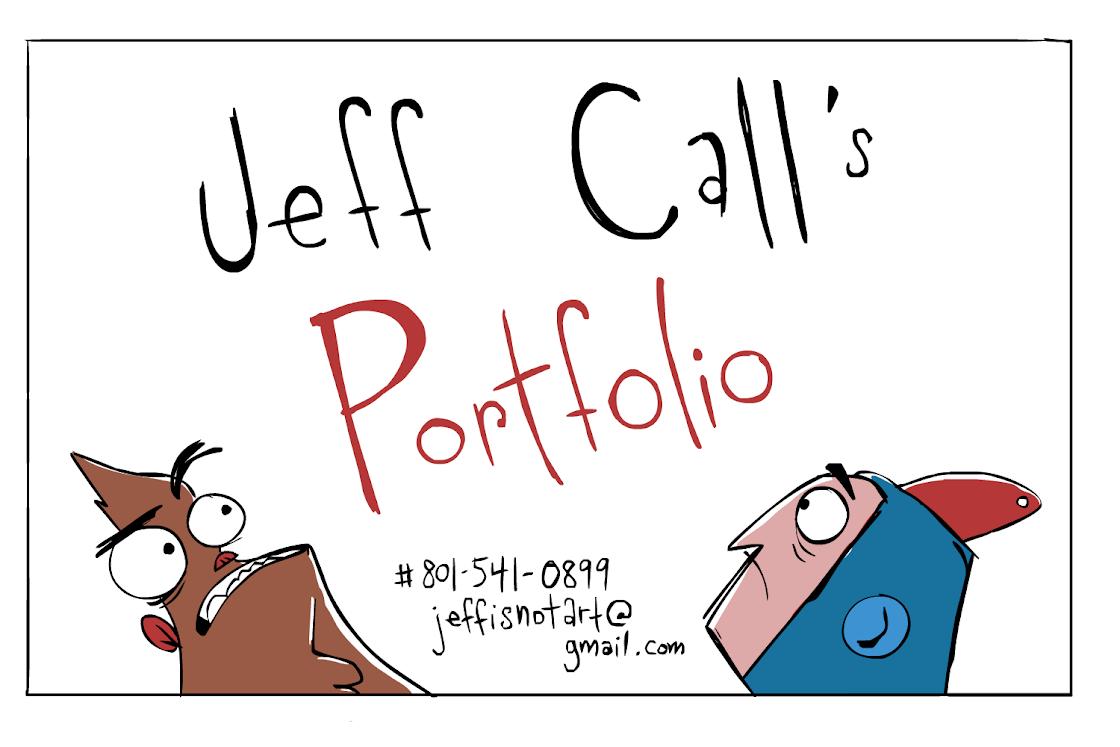 Jeff Call's Portfolio