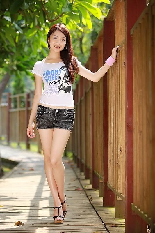 Chinese Girls bikini pics