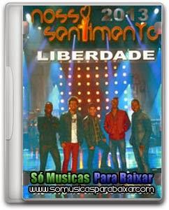 DVD+somusicas DVD Nosso Sentimento – Liberdade (2013)