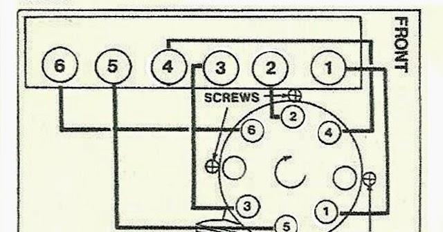 Ignition Timing Firing Order Cyllinder Chevrolet Inline Autoholic Blog on Chevy 235 Inline 6 Cylinder Distributor