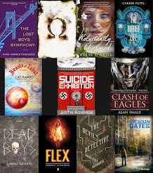 2015 Debut Author Challenge Cover Wars - March