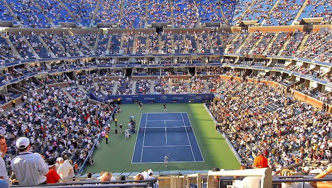 Chris Pepin: My visit to the US Open Tennis 2016