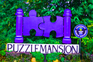 How to commute to Puzzle Mansion learned here
