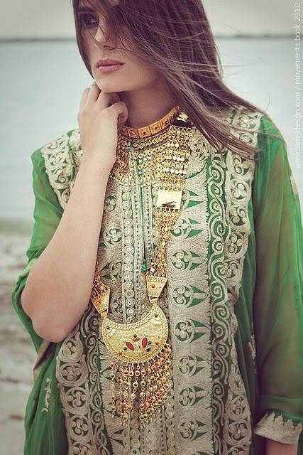 Creative Al Dakhilia Dress  Bait Al Zubair Museum Collection