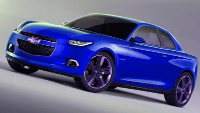 Chevrolet Could Offer Toyobaru Sportscar Rival
