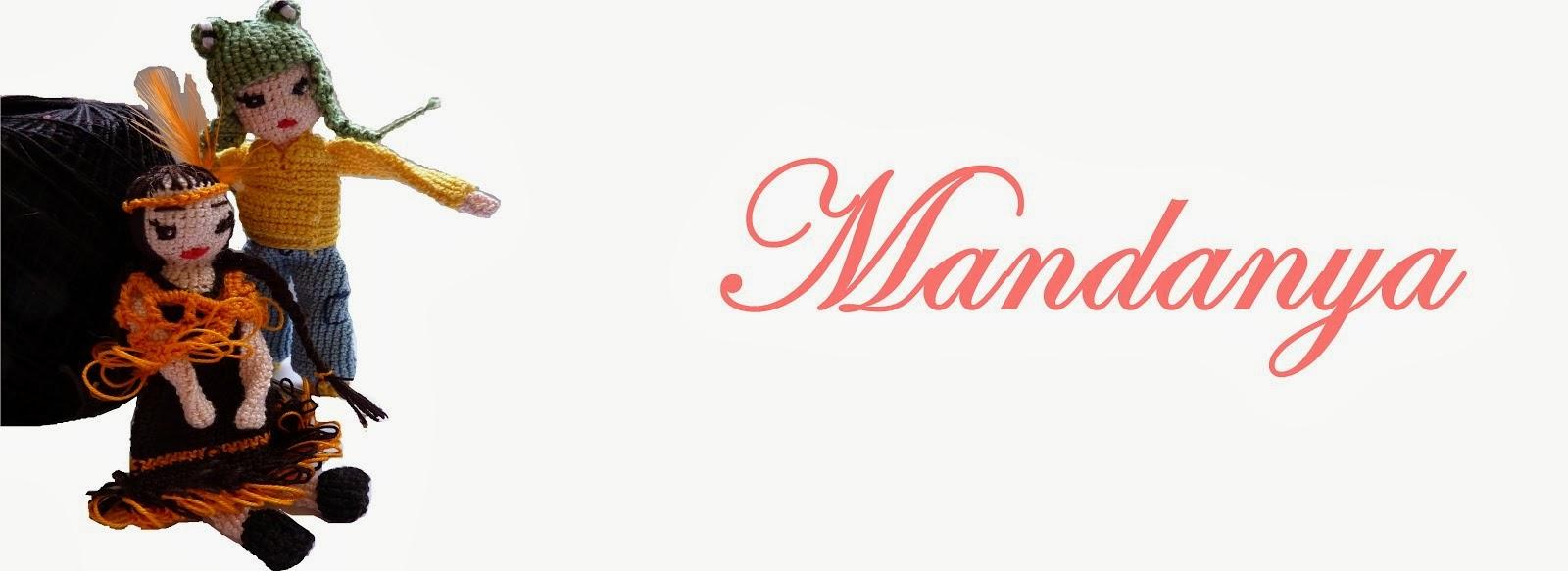 Bienvenue dans l'univers de ... Mandanya