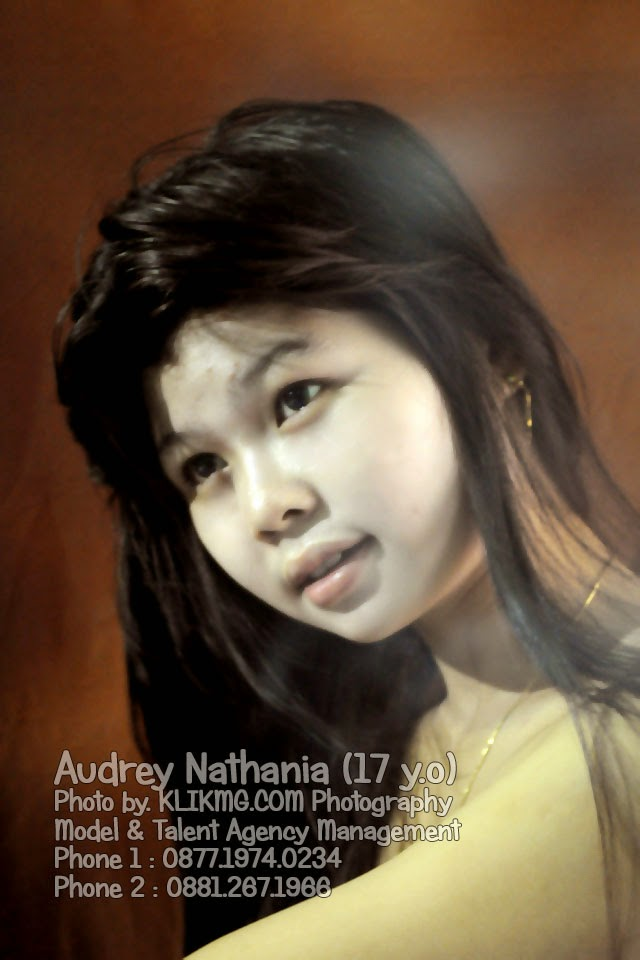 Audrey Natania - Model Indonesia (17th) Manage by. KLIMG.COM Talent & Model Agency & Management