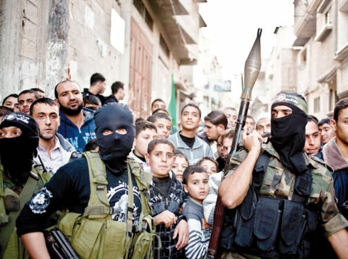 10 ciri ciri anggota Al Qassam
