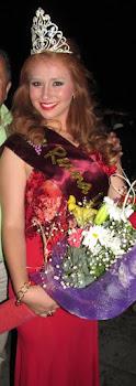 Reina de la Vendimia 2015 - Daniela Saldías Muñoz