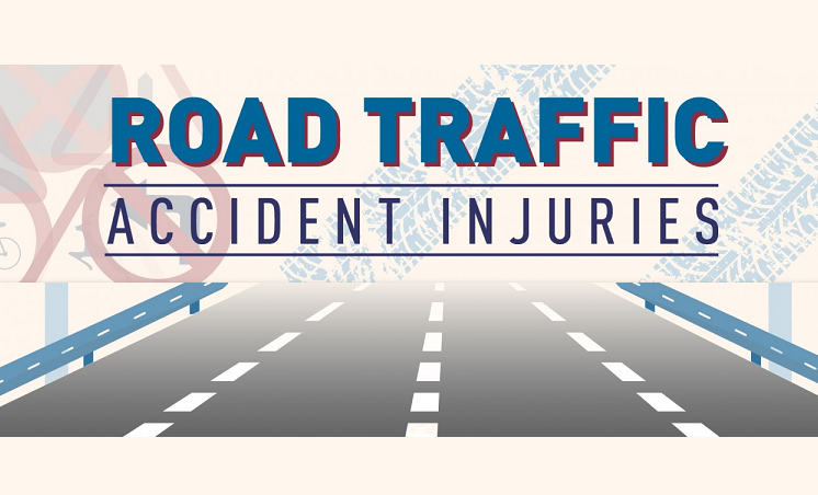 Road Traffic Accident Injuries [Infographic] ~ Visualistan
