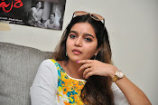 Colors Swathi photos at Tripura Movie Interview-thumbnail-4