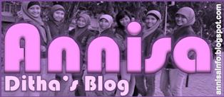 Annisa's Blog