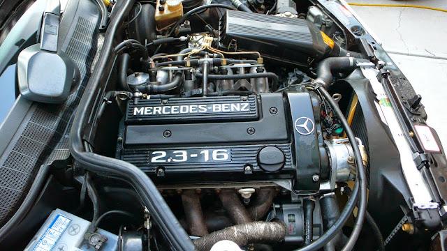 mercedes 190 2.3-16