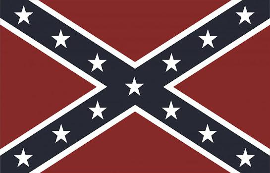 ¡Estados confederados de América!