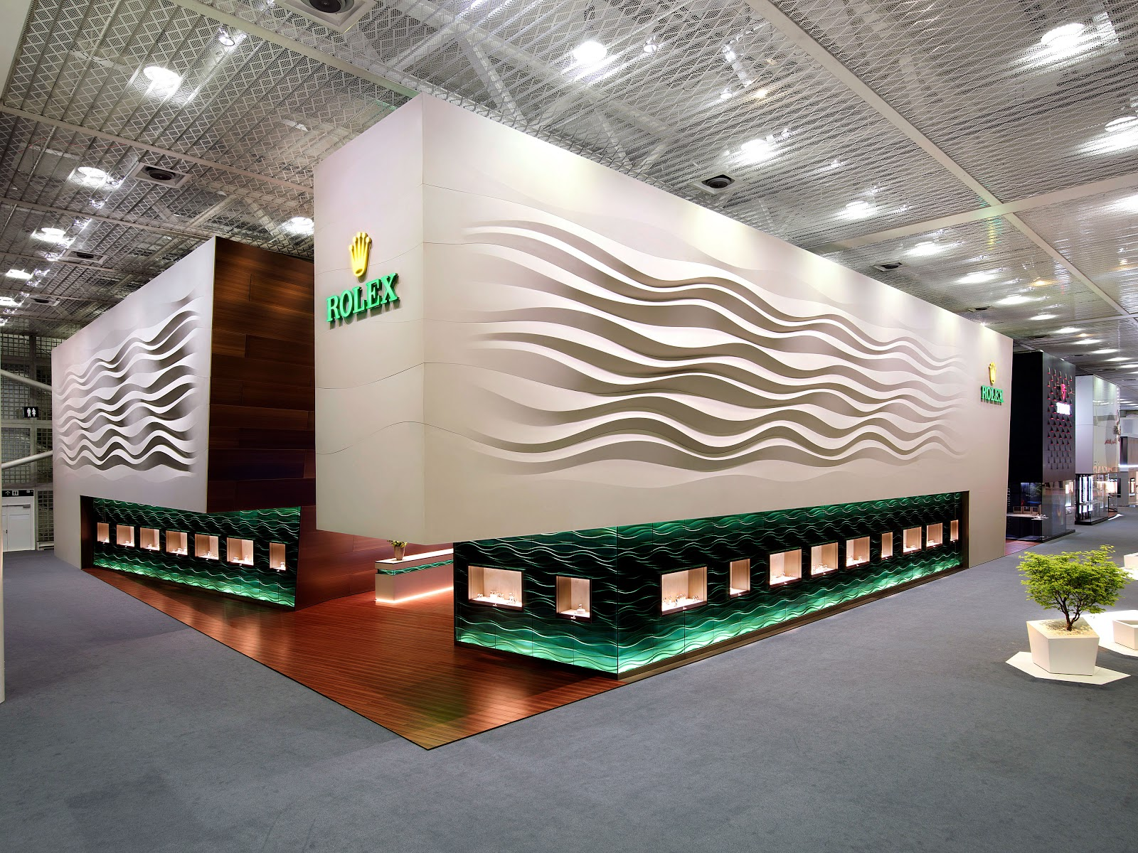 Modern Exhibition Stand Ideas : Welcome to rolexmagazine home of jake s rolex world