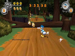 Disneys Donald Duck Goin Quackers ps1 iso Full Version Free Download Game  zgaspc