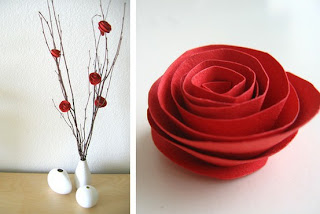 Kerajinan Tangan Dari Kertas Bekas, Membuat Bunga Kertas