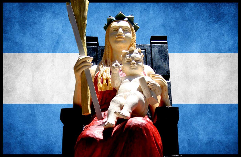 Virgen de la Gracia y la Alegría, Nuestra Señora de la Gruta