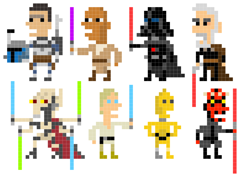 iotacons: Star Wars iotacons in WIRED Magazine!