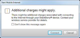 Blackberry Untuk Modem