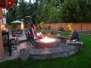Simple Backyard Landscaping Ideas perfect for a small back yard backyard garden ideassimple backyard Backyard Landscape Ideas With Firepit And Simple Backyard And Homemade Backyard