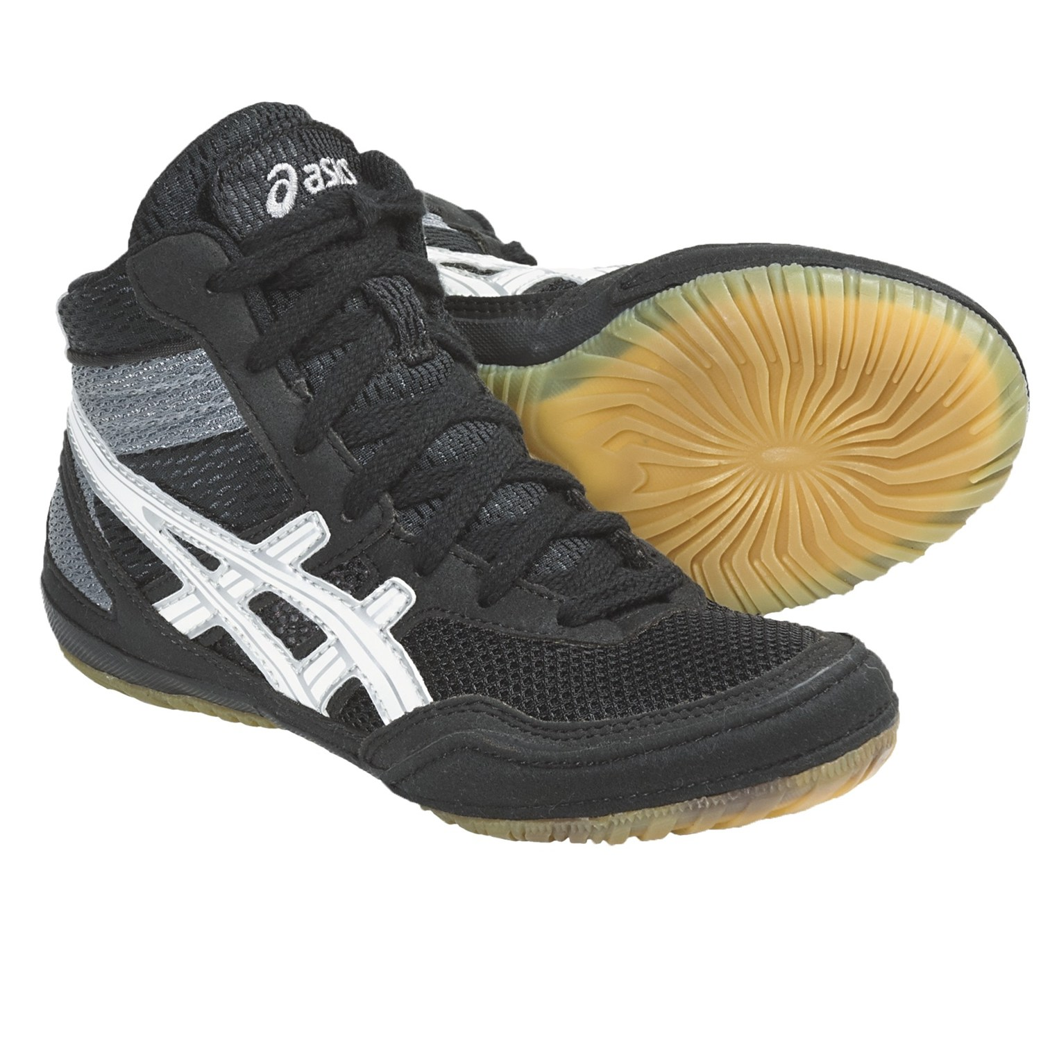 asics matflex 3 gs youth wrestling shoes
