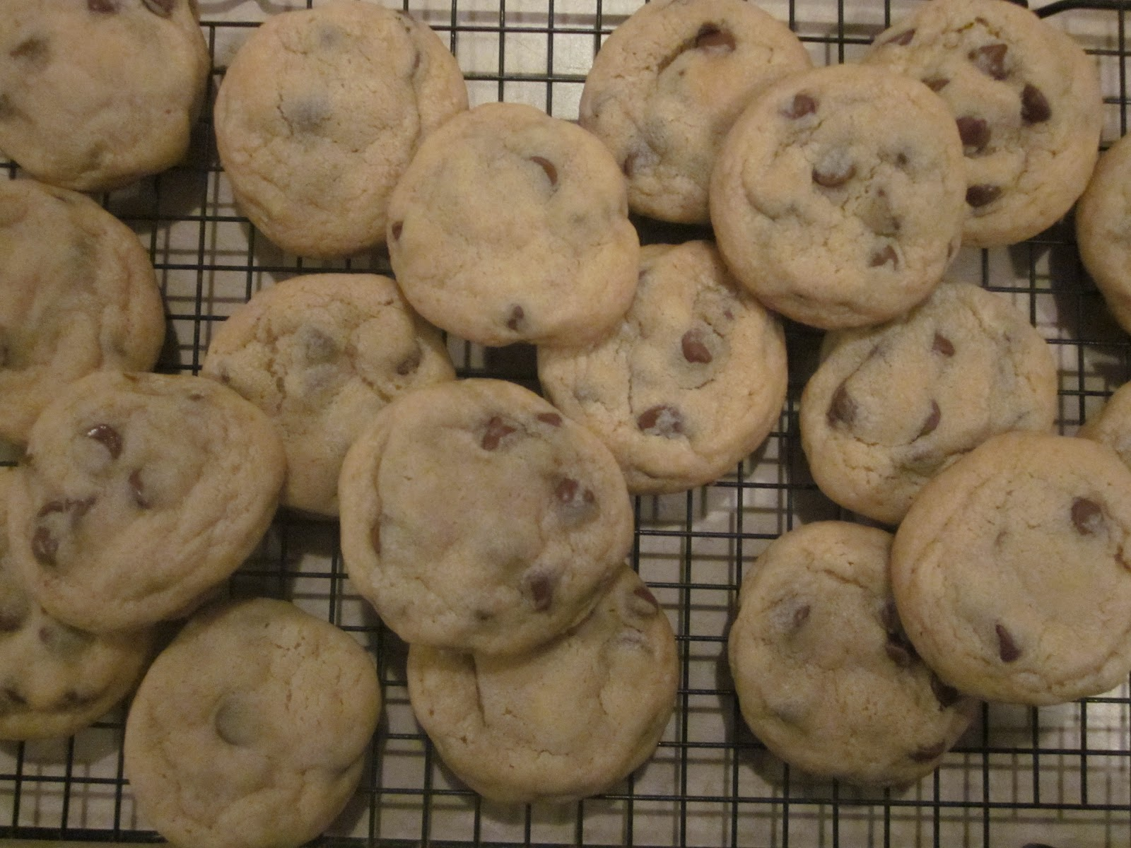 Chocolate Chip Cookie Recipe Butter Flavored Crisco
