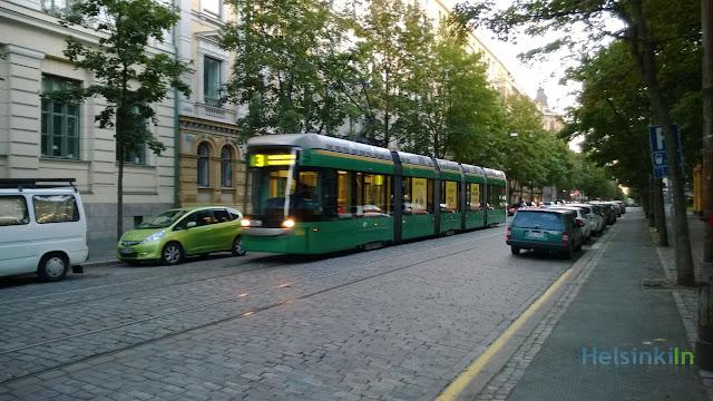 new tram line number 3