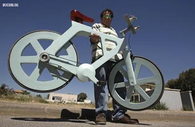 basikal daripada kadbod