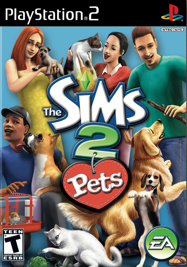 Kumpulan Cheat PS 2: CHEAT THE SIMS 2 PETS