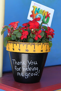 DIY Thank You Teacher Gifts