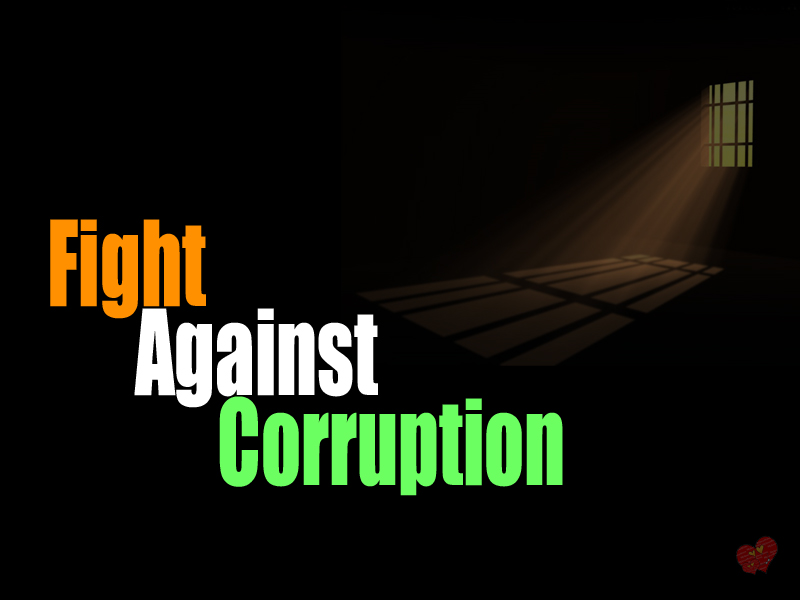 role of youth in fighting and stopping corruption The conference was organized by anti-corruption international (aci)  the  netherlands said that corruption is personal and that youth are key in fighting the  vice each of you has a role to play in ensuring corruption is ended.