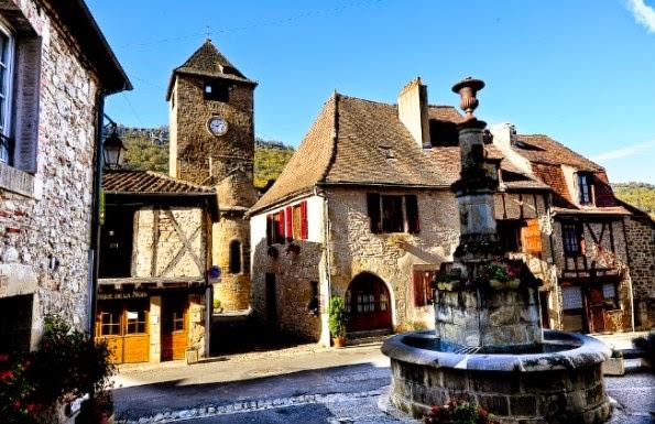 Autoire, Dordogne