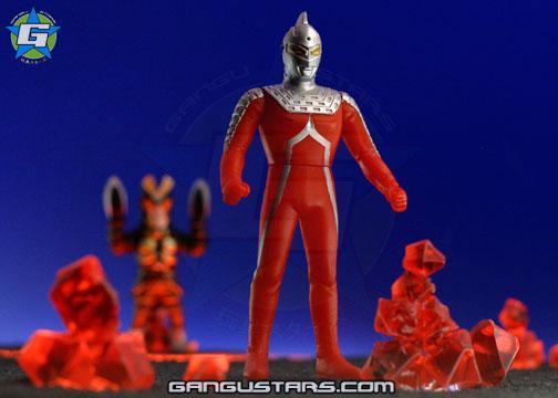 Bandai sofubi Ultraman Ultra Seven tokusatsu Japanese monsters hero