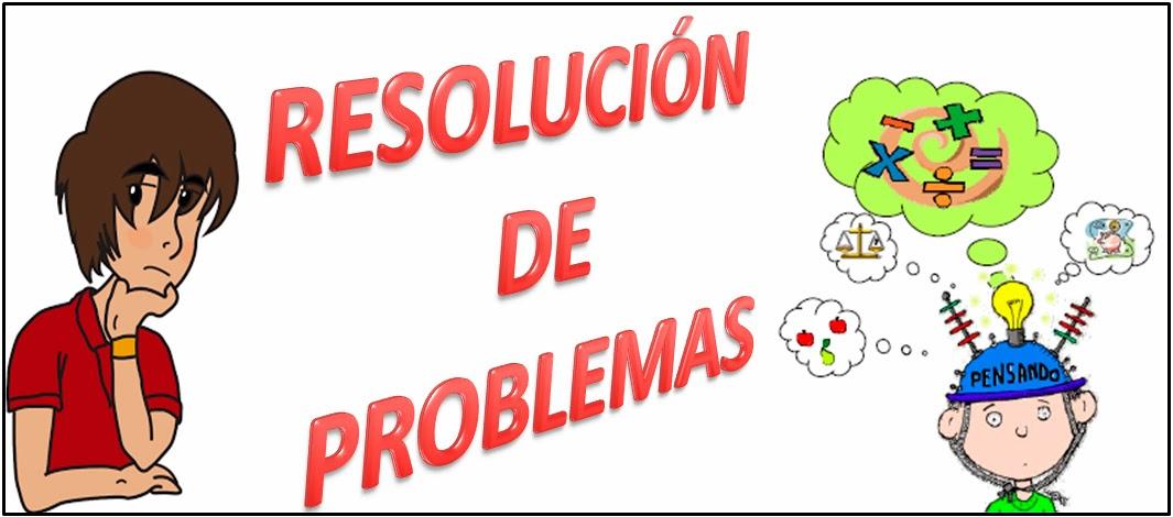 RESUELVE PROBLEMAS