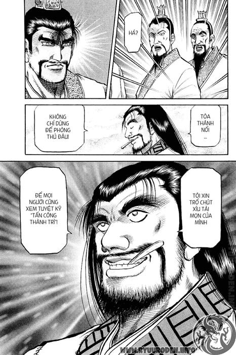 Chú Bé Rồng - Ryuuroden chap 56 - Trang 52