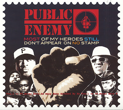 Public Enemy – Most Of My Heroes Still Don't Appear On No Stamp (CD) (2012) (FLAC + 320 kbps)