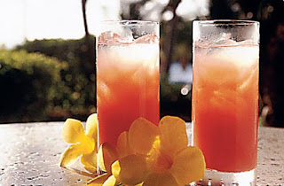 Planters Punch on your relaxing vacation
