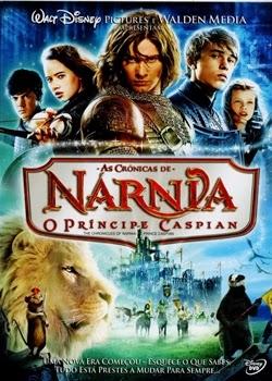 As Crônicas de Nárnia – Príncipe Caspian Dublado