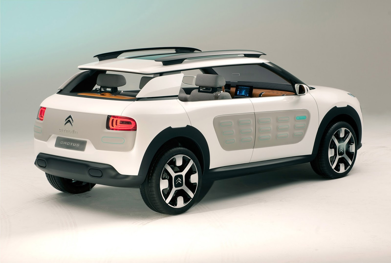 citroen cactus concept 2013 hottest car wallpapers bestgarage. Black Bedroom Furniture Sets. Home Design Ideas