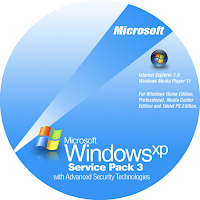 Windows Xp Professional Sp3 full version