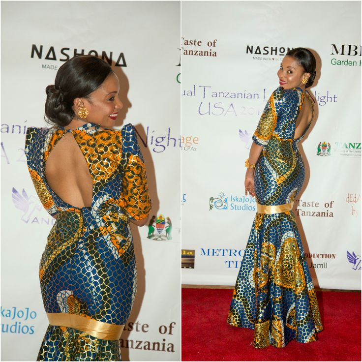 The must see African kitenge dresses | fashenista