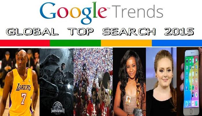 Google.Com Trends 2015 Pencarian 10 Kata Kunci GLOBAL Terpopuler