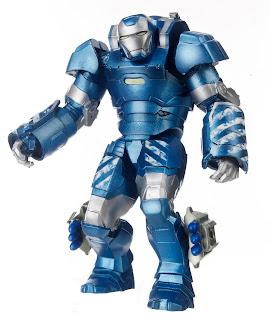 "Hasbro Marvel Universe 3.75"" Iron Man 3 - Assemblers - Igor Armor"