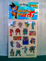 Stickers Dragon Ball GT Panini Serie 1
