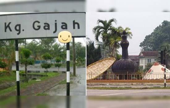 Kisah Sebenar Kampung Gajah, Sang Kelembai dan Pahlawan