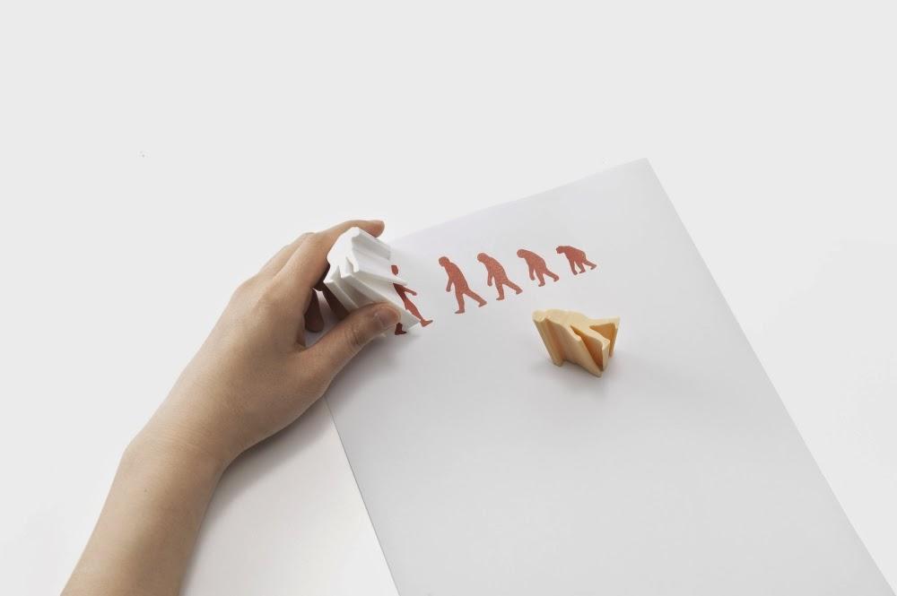 gumka do mazania ewolucja z malpy w czlowieka