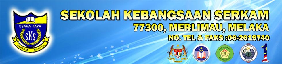 Sekolah Kebangsaan Serkam, 77300 Merlimau Melaka