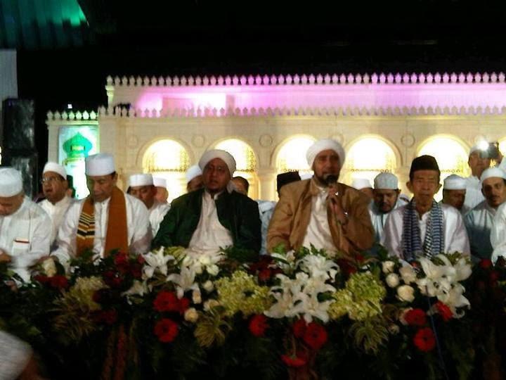 Maulid Akbar di Masjid Agung Surakarta 25 Januari 2014