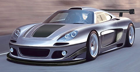 ... : Top 10 most expensive cars in the world # 5 - Porsche Carrera GT